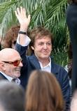 Sir Paul McCartney, George Harrison, Star On The Hollywood Walk Of Fame, Walk Of Fame