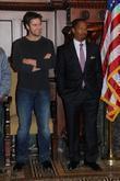 Gerard Butler and Jamie Foxx