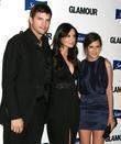 Ashton Kutcher, Demi Moore and Tallulah Belle Willis...