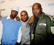 DJ Kay Gee, Vin Rock and Treach of...