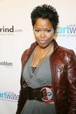 Malinda Williams The Global Grind presidential debate watch...