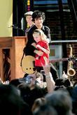 Billie Joe Armstrong, a Fan, Central Park