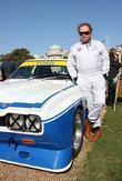 Former Racing Driver Jochen Mass and Goodwood Festival Of Speed