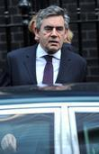 British Prime Minister Gordon Brown
