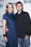 Andrea Schroder and Rick Schroder Habitat for Humanity...