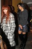 Jessica Sutta and Nicole Scherzinger