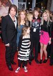 Billy Ray Cyrus, Miley Cyrus and Walt Disney