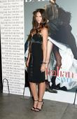 Nikki Phillips at the Harpers Bazaar closing party...