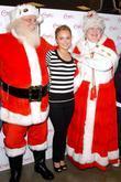 Santa and Hayden Panettiere