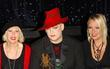 Hazel O'Connor and Boy George