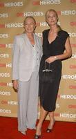 Vanessa Redgrave and Joely Richardson