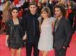 Vanessa Hudgens, Ashley Tisdale and ZAC EFRON