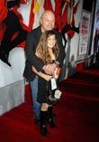 Michael Chiklis and daughter