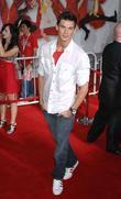 Adam Gregory The Los Angeles Premiere of 'High...