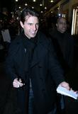 Tom Cruise and Gerald Schoenfeld