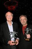 Roger Corman and Tobe Hooper