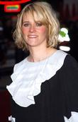 Edith Bowman, arrives at the UK film Premiere...