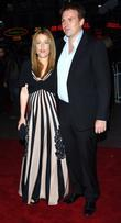 Gillian Anderson, Mark Griiffiths, Empire Leicester Square