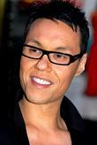 Gok Wan, arrives at the UK film Premiere...
