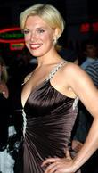 Hannah Waddingham, arrives at the UK film Premiere...