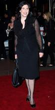 Kirstie Allsopp, arrives at the UK film Premiere...