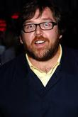 Nick Frost, arrives at the UK film Premiere...