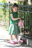 Hugh Jackman's daughter and Hugh Jackman
