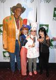 Kareen Abdul, Bette Midler and Kathy Griffin