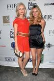 Anya Monzikova and guest Unveiling of Icon Jet's...