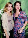 Emma Watson and Vivienne Storry