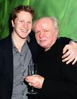 Tom Attenborough and Director Attenborough