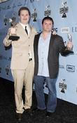 Darren Aronofsky and Scott Franklin