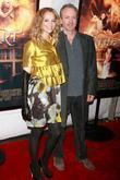 Sienna Guillory and Iain Softley