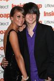 Brooke Vincent and Ben Thompson