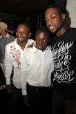 Dj Irie, Alex Pierre and Dwyane Wade