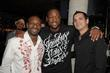 Dj Irie, Dwyane Wade and Robert Nand