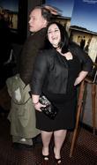 Dick Cavett and Nikki Blonsky