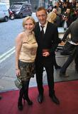 Alison Milner and Ralph Ineson Gala Premiere of...