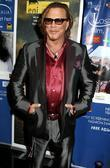 Mickey Rourke attends the 4th Los Angeles Italia...