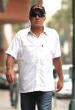 James Caan shopping on Rodeo Drive Los Angeles,...