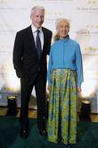 Anderson Cooper and Jane Goodall