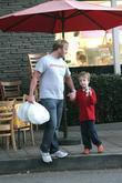 Jay Mohr and His Son Jackson