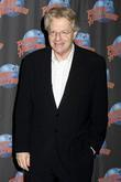 Jerry Springer hand print ceremony at Planet Hollywood...