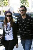 Jessica Alba and Her Husband Cash Warren Take A Stroll In Beverly Hills