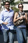 Jessica Alba and Cash Warren have lunch in Brentwood