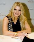 Jessica Simpson Iaunches new fragrance 'Fancy' at Macy's...