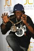 Flavor Flav and Jet nightclub