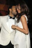 John Legend and girlfriend Christy Teigen
