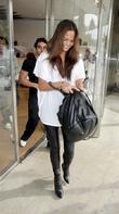 John Legend and His Girlfriend Christy Teigen Go Shopping At Intermix