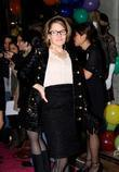 Jennifer Jason Leigh Opening party for Juicy Couture...